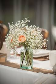 baby s breath centerpiece and baby s breath centerpiece