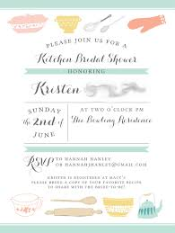 Kitchen Tea Ideas by Bridal Shower Invites Ideas Invitations Templates