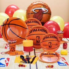 basketball party supplies cleveland cavaliers party supplies party city sports