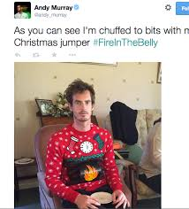 murray sweater couldn t resist not one britishisms
