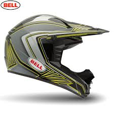 yellow motocross helmet bell 2014 mx helmet sx 1 sonic black yellow rebound racing