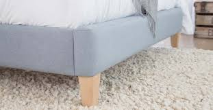 low upholstered bed get laid beds
