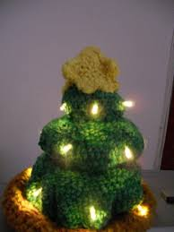 christmas tree hat light up christmas tree hat a novelty hat sewing crochet and