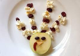 turkey themed snacks for we stuff