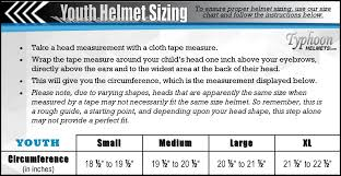 youth xs motocross helmet how to size for a youth helmet