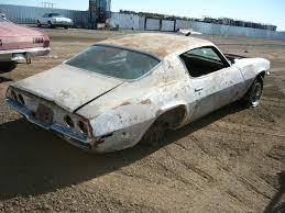 camaro salvage yard 1971 chevrolet camaro 71cc4787 desert valley auto parts