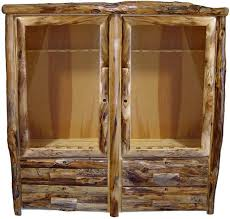 14 gun steel security cabinet this rustic log gun cabinet is handcrafted from natural solid wood