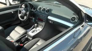 2009 audi a4 sline 2009 audi a4 2 0t quattro s line convertible