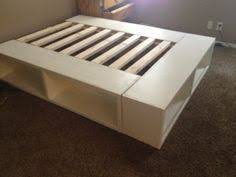 Full Size Storage Bed Frame I Want To Make This Diy Furniture Plan From Ana White Com You Can