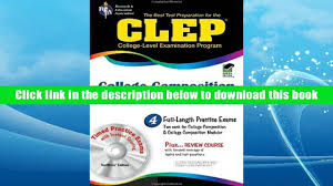 best ebook clep college composition college composition modular w