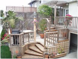 Backyard Small Deck Ideas Backyards Amazing Backyard Porch Ideas Front Yard Landscape