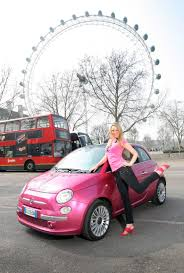 barbie red cars vwvortex com barbie fiat 500 goes on european tour