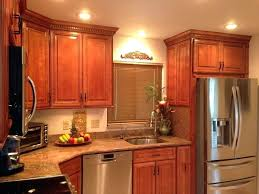 Kitchen Pantry Furniture How Deep Are Kitchen Cabinets White X X Above Fridge Wall Kitchen