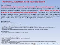 pharmacy help desk job description career in pharmacy information roles and responsibilities