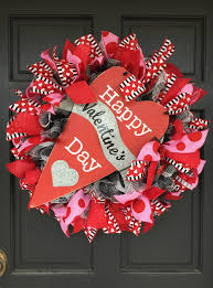 1 22 17 re purpose a christmas wreath to a valentine wreath