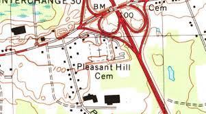 Easton Town Center Map Usgenweb West Bridgewater Ma Cemeteries