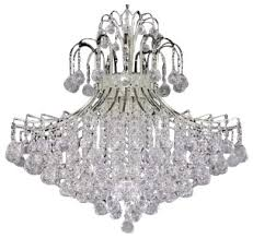 French Empire Chandelier Lighting French Empire Crystal Chandelier Traditional Chandeliers By