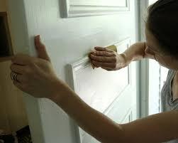 Paint Front Door Learn How To Paint Your Front Door How Tos Diy