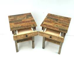 Night Tables Night Stand Etsy