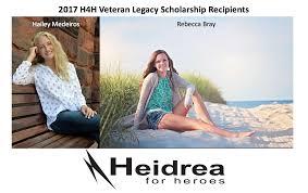 heidrea for heroes linkedin