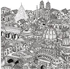 coloring pages italy coloring pages rome italy coloring