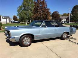 1965 pontiac gto for sale on classiccars com 48 available