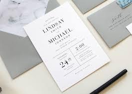wedding invitation templates modern wedding invites easytygermke
