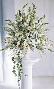 Church Flower Arrangements Church Flower Arrangements Pulpit Flower Arrangement Pinterest