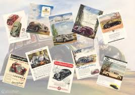classic card collections car brochures www car
