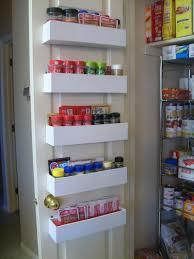 Spice Organizers For Kitchen Cabinets Kitchen Cabinet Door Storage Racks Choice Image Glass Door