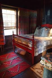 cabin bedroom decorating ideas in cool