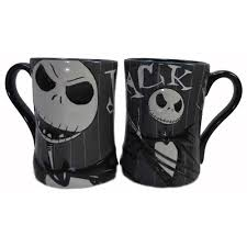 your wdw store disney coffee cup mug nightmare before