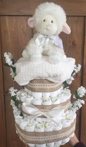 sheep baby shower burlap baby shower decorations cake