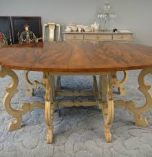 baker french provincial dining table ebth