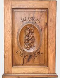 carved cabinet door panels cnc cut into an old cabinet door rustic crafts pinterest cnc