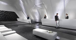 Zaha Hadid Interior   gallery of zaha hadid s interiors for one thousand museum in miami 13