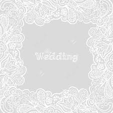 Invitation Card Cover Square Wedding Theme Template For Album Cover Cd Or Invitation