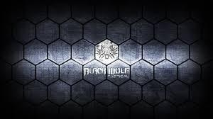black wolf tactical logo desktop by revdogma on deviantart