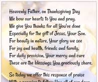 a thanksgiving prayer pictures photos and images for