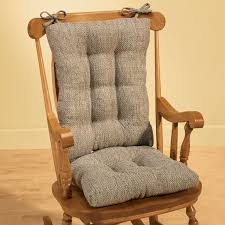 Rocking Chair With Cushions Rocking Chair Cushions Sets Inspirations Home U0026 Interior Design