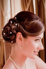 Hochsteckfrisurenen Hochzeit Mit Perlen schicke brautfrisuren finden sie ihren persönlichen hairstyle