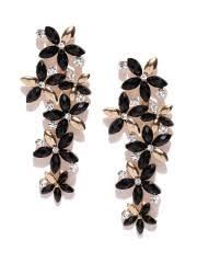 black earrings search