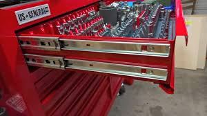 craftsman table top tool box how much play wobble are in harbor freight red tool cabinets