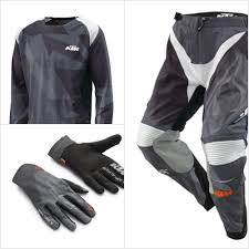 ktm motocross gear ktm gravity fx race kit black ktm riding gear triple d motosport