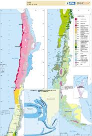 Climate Map Of South America by Impressum