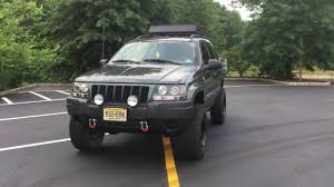 2004 jeep grand cherokee wj parts list tour youtube