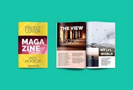 75 free psd magazine book cover u0026 brochure mock ups