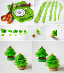 how to make mini tree step by step diy tutorial