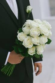 White Rose Bouquet 16 Best White Bridal Bouquets Images On Pinterest White Bridal