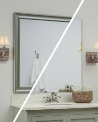 a mirrormate frame in the waterside style was added directly to